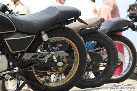 suzuki gs 150 turn it into retro style bike suzuki bikes pakwheels forums