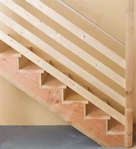 Treppe Selber Bauen Holz : holztreppe selber bauen einfache anleitung und tipps haus pinterest treppe holztreppe ~ Buech-reservation.com Haus und Dekorationen