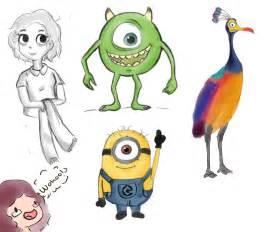 Disney Drawing Tumblr Doodles Cute