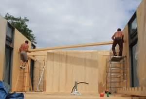 linteau en bois myqtocom With maison bois et pierre 2 renovation dune grange en maison dhabitation bois2boo