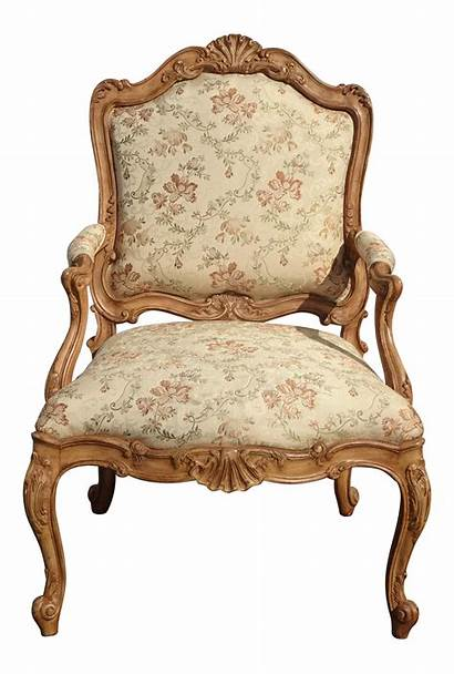 French Accent Chair Country Provincial Floral Ornately