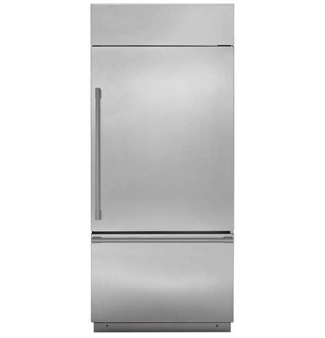 zicsnnrh monogram  built  bottom freezer refrigerator monogram appliances