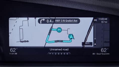 Infotainment Navigation System I 2017 Giulia I Alfa Romeo