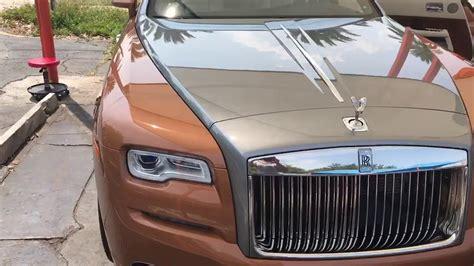 Rolls Royce Ceramic Coating