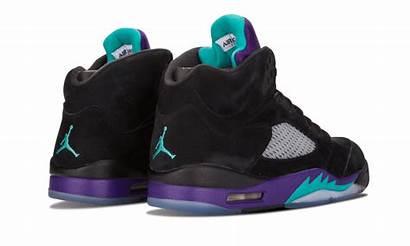 Grape Jordan Air Retro Jordans 5s Daily