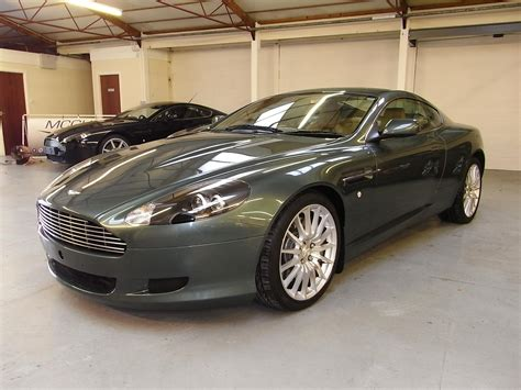 Aston Martin For Sale by Used 2007 Aston Martin Db9 Coupe V12 For Sale In Kineton