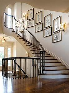 U00bb 33  Stairway Gallery Wall Ideas To Get You Inspired