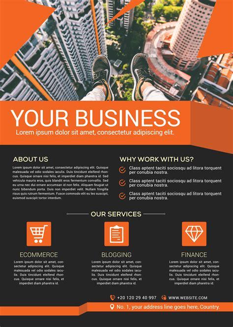 Brand Awareness Corporate Flyer || Afridext || Quality ...