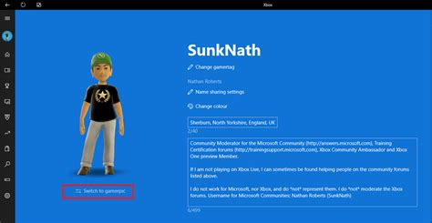How Do You Change Your Profile Picture On The Xbox Beta