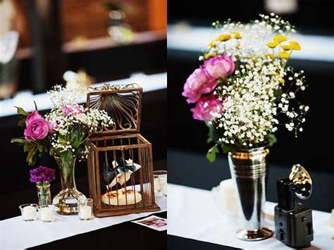 dekorasi meja pernikahan desain rumah