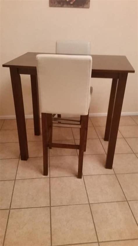 bartisch mit stühlen bartisch mit 4 st 252 hle in schwanheim speisezimmer essecken kaufen und verkaufen 252 ber