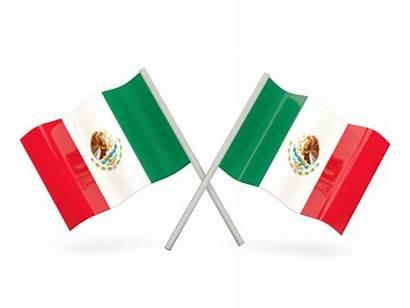 Mexico Flags Wavy Flag Icon Non Commercial