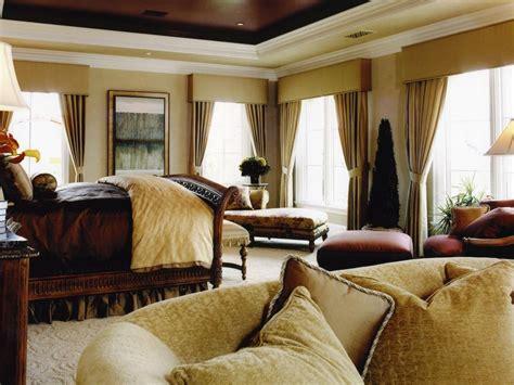 dreamy window treatments   bedroom hgtv