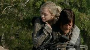 Daryl and Beth in 'Alone' - Daryl Dixon Photo (36779939 ...