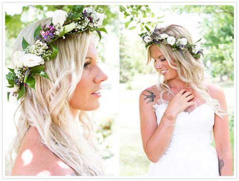 flower headband  boho wedding pinterest