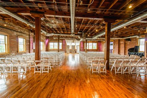 mavris arts event center wedding ceremony reception