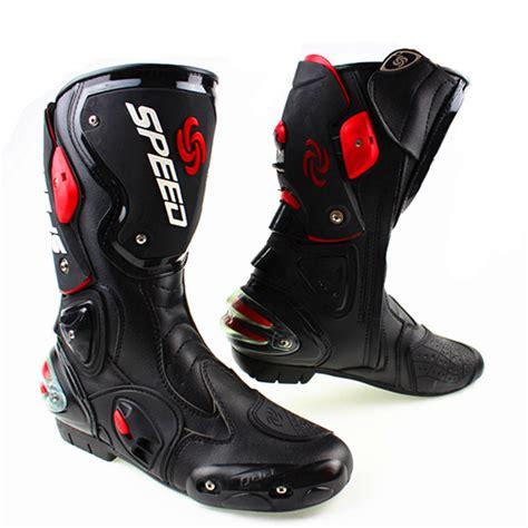 buy motocross boots aliexpress com buy motorcycle boots pro biker speed