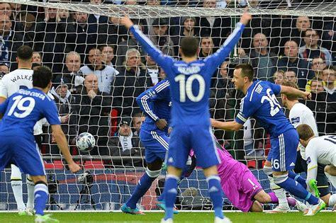 Capital One Cup final as it happened: Chelsea v Tottenham ...