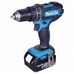 Makita Multifunktionswerkzeug 18v : makita dhp482rj makita 18v li ion lxt hammer drill driver ~ Frokenaadalensverden.com Haus und Dekorationen