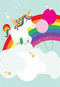 Create A Birthday Invite Online Free Unicorn For U Thank You Card Template Free Greetings