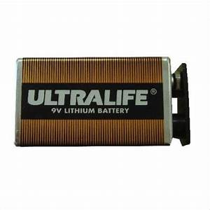 Ultralife 9v Lithium Batterie : 9 volt ultralife lithium battery sports supports mobility healthcare products ~ Watch28wear.com Haus und Dekorationen