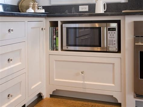 Cupboard Microwave by Best 25 Microwave Cabinet Ideas On Small