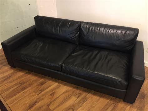 maxwell sofa knock off restoration hardware maxwell leather sofa restoration