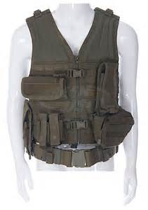 Military Tactical Vests