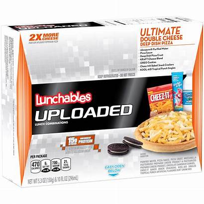 Lunchables Uploaded Pizza Cheese Oscar Mayer Dish