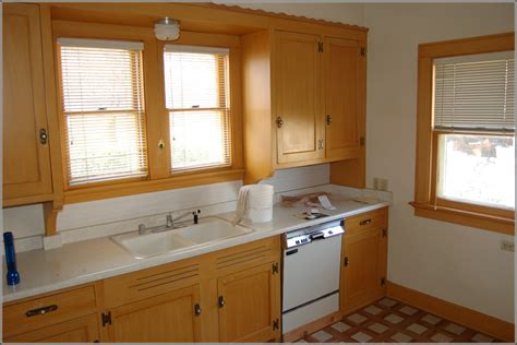 painting formica kitchen cabinets painting formica cabinets with oak trim home design ideas 4016