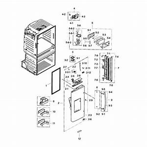 Samsung Bottom Freezer Ice Maker Diagram  U2014 Daytonva150