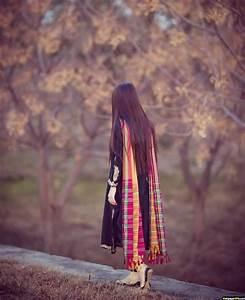 Walk, Alone, Girl, Wallpapers