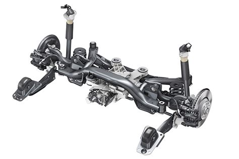 car rear suspension car suspension what it is and how it works