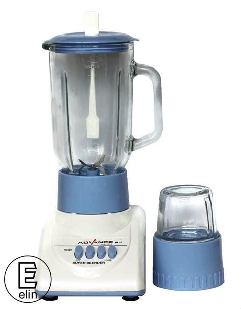 jual advance blender kaca bl 2 biru di lapak gudang