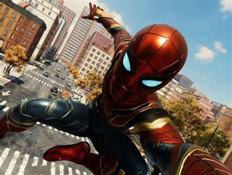 wanna  cool heres guide  marvel spider man ps