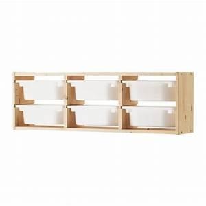 Meuble Rangement Jouet Ikea : trofast rangement mural ikea ~ Preciouscoupons.com Idées de Décoration