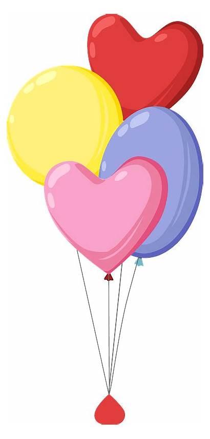 Balloons Clipart Transparent Creazilla