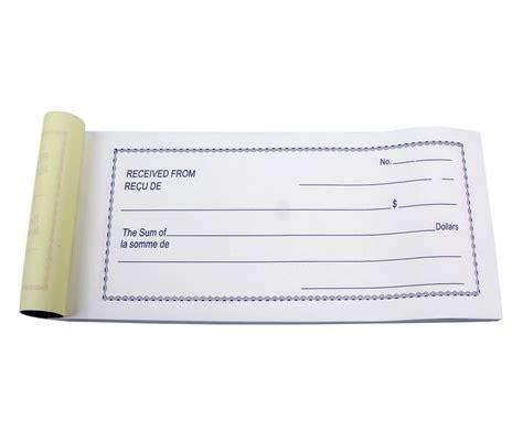 sales receipt book receipt book rent receipt book