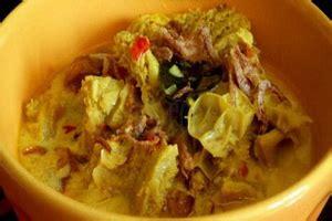 Resep soto ini bisa dibuat dengan bahan favorit anda seperti babat yang merupakan jeroan sapi. Resep Soto Babat - hobimasak.info