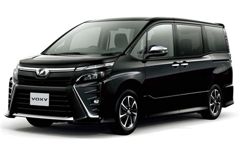 Toyota Voxy Picture by Toyota Voxy Zs 2017 Facelift R80 Third Generation Jdm
