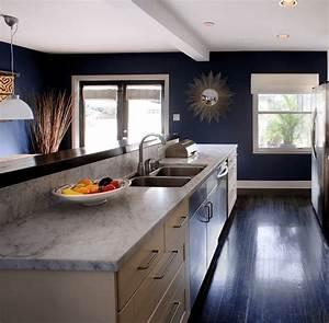 cuisine mosaique bleue 20170730012242 tiawukcom With couleur bleu canard deco 6 cuisine bleue je fonds pour une cuisine bleue elle