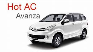 How To Service A Toyota Avanza U0026 39 S Hot Ac Without Removing