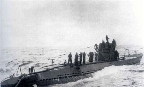 German U Boat Armament by Resupplying U Boats At Sea Enemy In The Mirrorenemy In