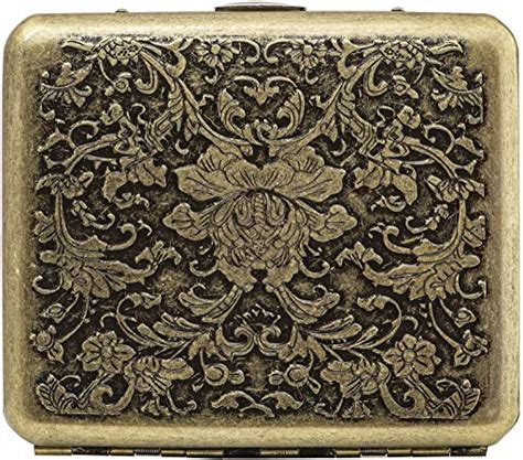 The amazon business prime american express card is one of the most popular business credit cards on the market. Amazon.com: RFID Blocking Credit Card Holder/Protector Card Holder Case,Best Retro Bronze Metal ...