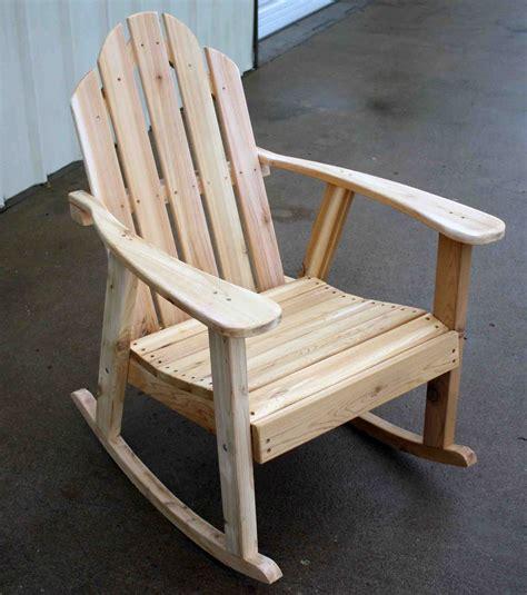 luxury adirondack rocking chair plans fresh