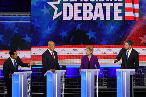 transcript democratic debate night   washington post