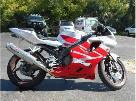 Buy 2003 Honda Cbr 600 F4i On 2040 Motos