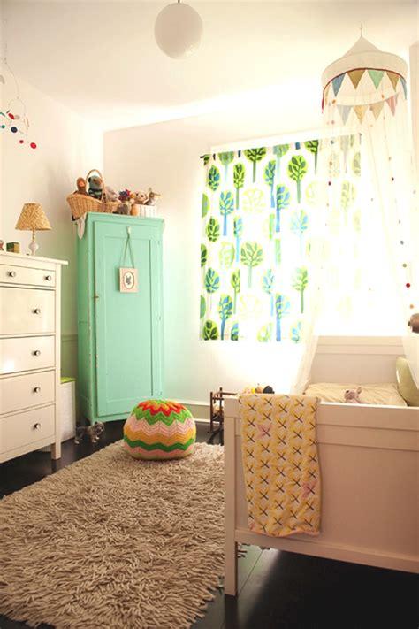 idée décoration chambre bebe vintage