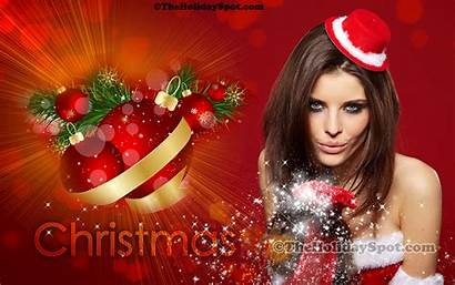 Christmas Celebration Wallpapers Widescreen Holiday Background Wonderful