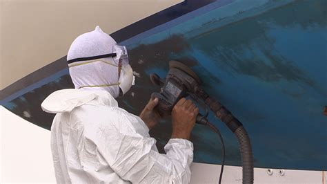 Boat Paint Prep by How To Choose And Apply Antifouling Paint For Your Boat